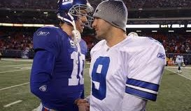 Are You Ready For Some Football?: Cowboys @ Giants (NFL Opener Tonight)