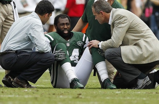 Jet Lag: Jets DB Revis Out For Season With Torn ACL