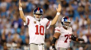 2-1 New York G-Men Trash Panthers; Headed For A Showdown With Eagles Week 4