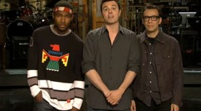 Frank Ocean x John Mayer – Thinkin Bout You (Live On Saturday Night Live) (Video)