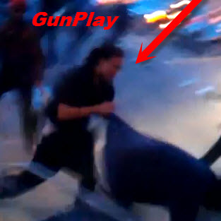 gunplay-knocksout-someone-in-the-parking-lot-of-the-bet-awards-video-HHS1987-2012 Gunplay Fights Mike Knox In The Parking Lot of the BET Awards??? (Video)