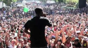 Waveisodes Presents: Casey Veggies (@CaseyVeggies) live at Rock the Bells &amp; Mad Decent Block Party (video)