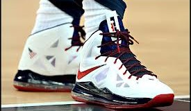 Lebron X (Nike+) Retailed At $270: Includes Motion Sensors And More