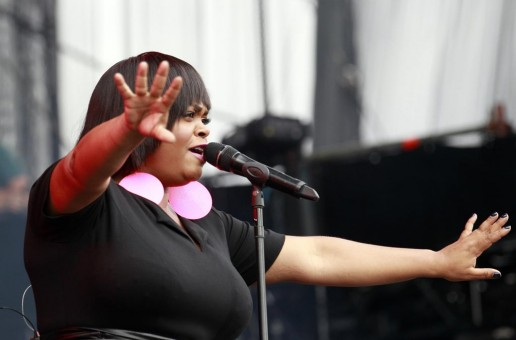 Jill Scott Made In America Fetsival Set (Full Video)