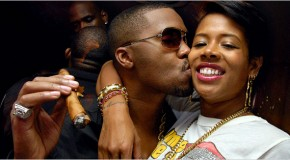 Nas and Kelis Are Working On Their Relationship