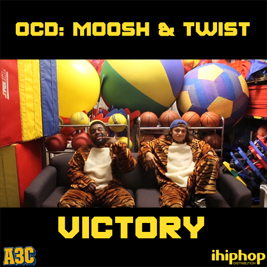 OCD: Moosh & Twist - Victory (Official Video)