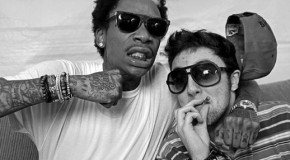 Wiz Khalifa (@Realwizkhalifa) &#8211; Goin&#8217; Places Ft. Mac Miller (@MacMiller)