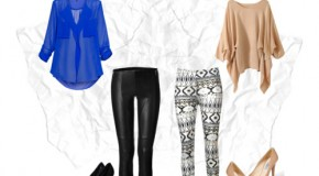Fall Fashion: Leggings