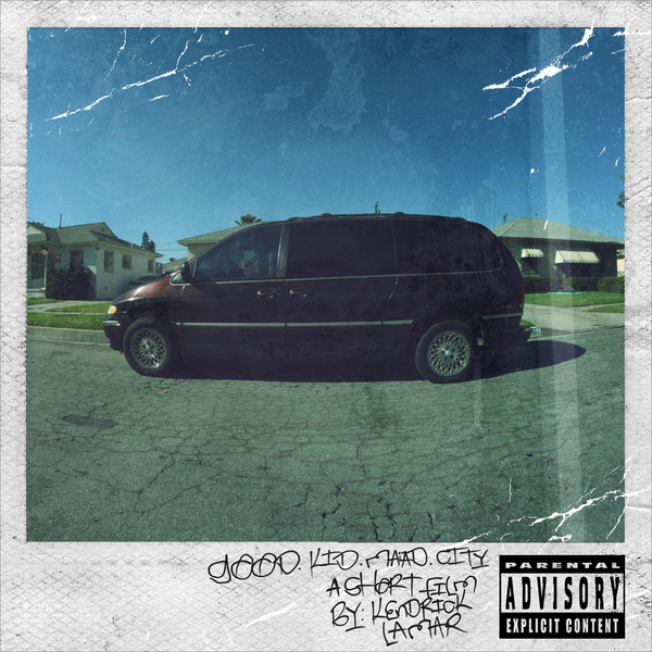 00-Front Kendrick Lamar (@KendrickLamar) – good kid, m.A.A.d. city (Review) via @ElevatorMann