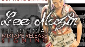 Lee Mazin (@LeeMazin) LoveLee (Mixtape) Release Signing Today From 5-7 At Villa (Germantown & Chelten)