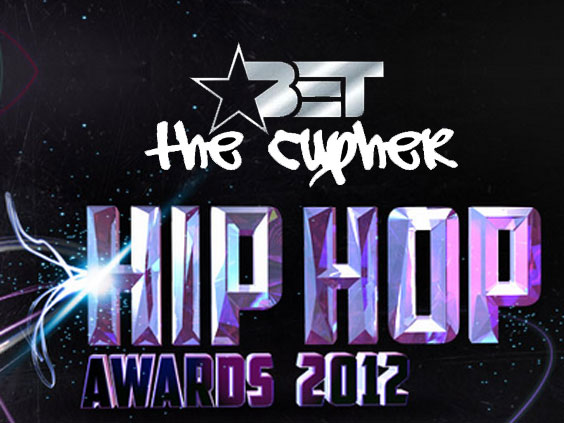 2012 BET Hip Hop Awards Cyphers