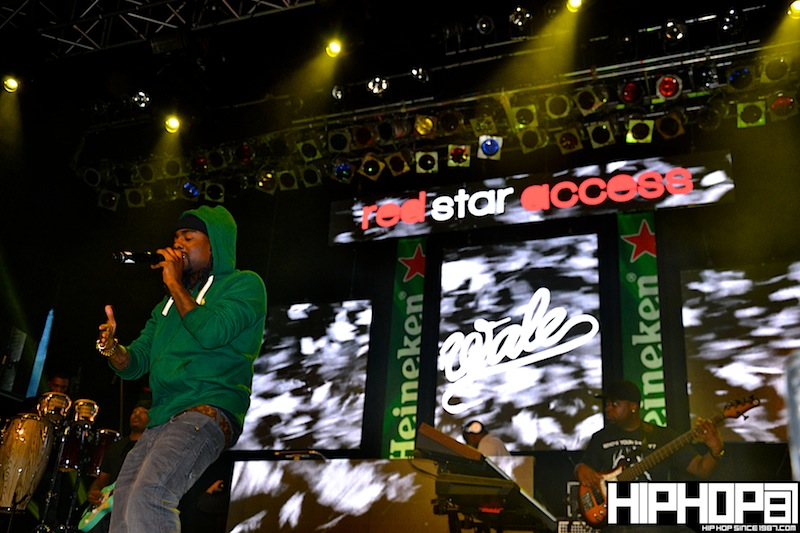 Heineken Red Star Access Philly Ft. Nas, Wale & Q-Tip (Photos)