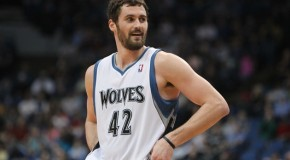 Timberwolves Star Love Out With A Broken Hand
