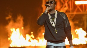 Meek Mill (@MeekMill) Performs (Amen) & (Young & Getting) It At BET Hip-Hop Awards