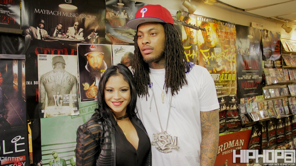 Waka Flocka Friends, Fans, & Family Tour Philly (Photos) 10-10-12