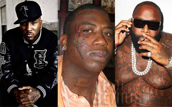 Gucci Mane x Rick Ross - Respect Me (Young Jeezy Diss)