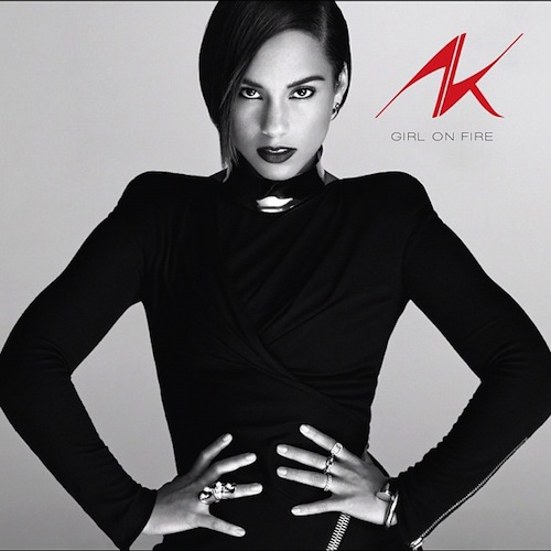Alicia Keys - Girl On Fire (Album Tracklist)