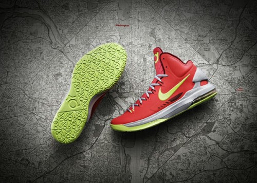 cover2 Nike Zoom KD V (DMV) Preview & Info  (Video)