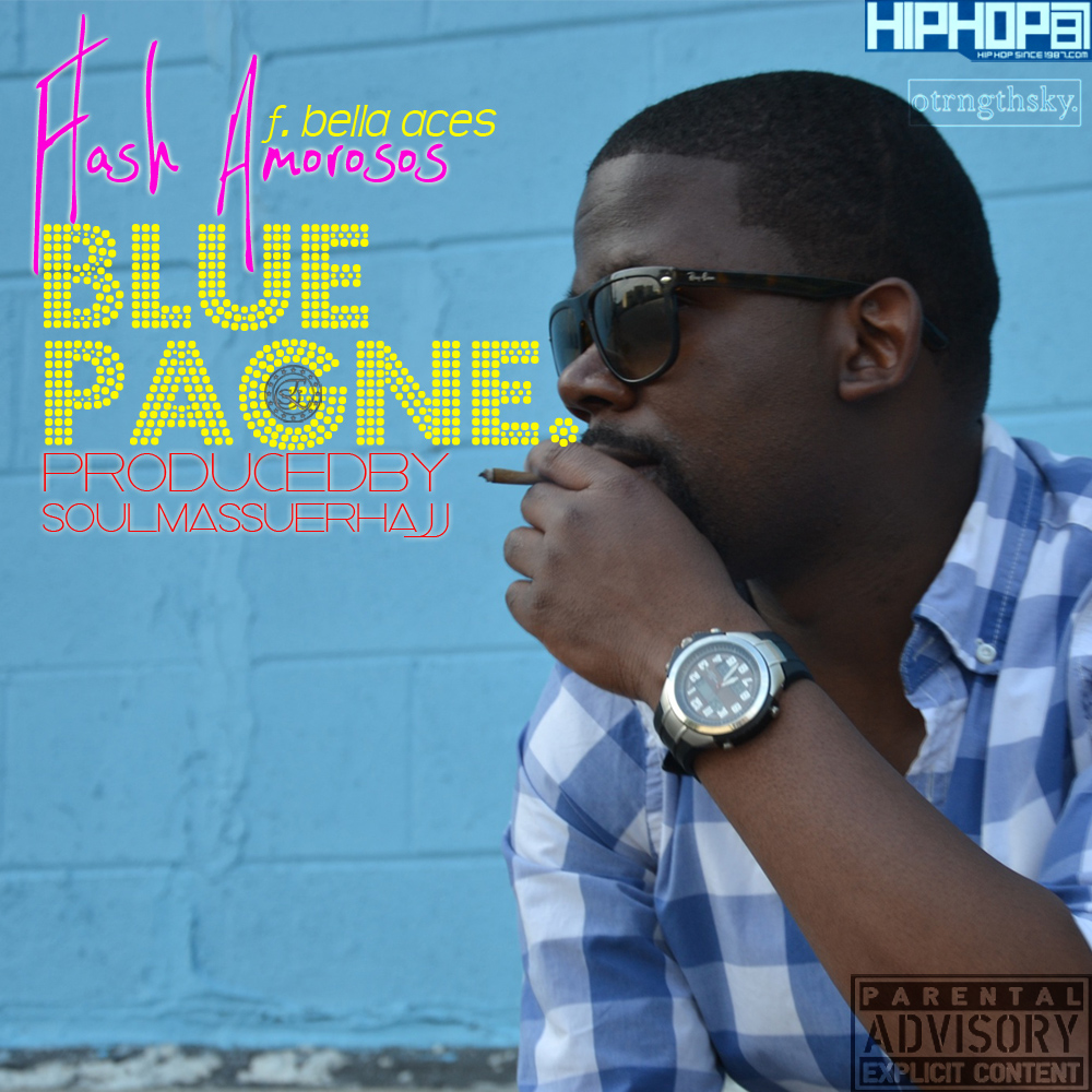 Flash Amorosos - Blue Pagne Ft. Bella Aces (Prod by Soul Masseur Hajj)