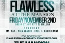 Flawless at the Mansion (Event) (11/2/12) Hosted by Ms. Cat, Asia Sparks, Karl J &amp; Gavin Grant