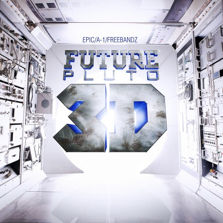 Future - Pluto 3D (Artwork and Tracklist)