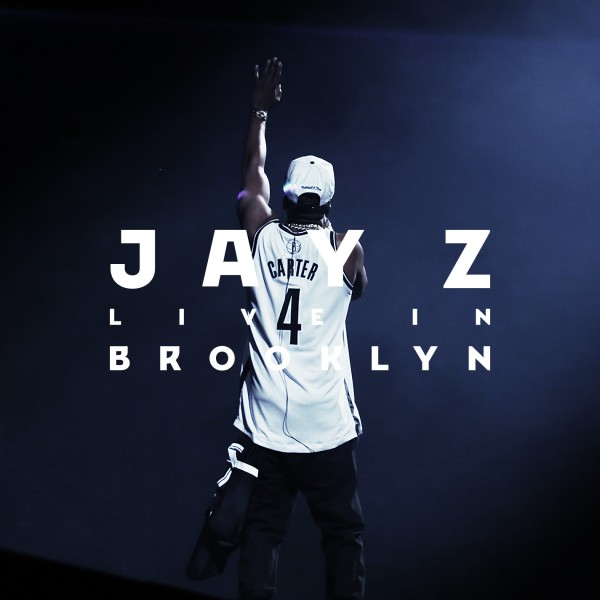 Jay-Z - Live In Brooklyn EP (Drops October 9th)