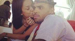 Karrueche Tran Gets Emotional On Twitter About Chris Brown Dumping Her For Rihanna