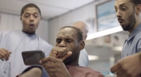 Lebron James x Samsung &#8211; The Next Big Thing Is Here (Commercial) (Video)