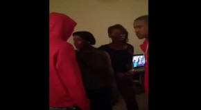 GBE&#039;s Lil Reese Puts His Hands And Feet on Female (Video)