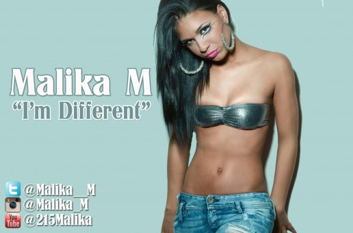 Malika M (@Malika__M) – Im Different