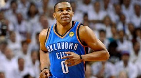 Russell Westbrook Signs With Jordan Brand