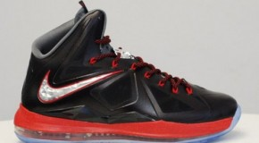 Nike Lebron X (Pressure) Preview &#038; Release Info