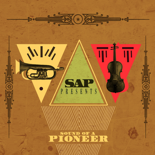 Sap - Sound Of A Pioneer (Instrumental Mixtape)