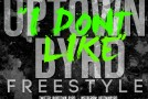Uptown Byrd (@Uptown_Byrd) &#8211; I Don&#039;t LIke Freestyle