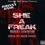 Johnny Knox (@RealJohnnyKnox) Ft. Yung- She A Freak (Prod.By @BizzieMade)