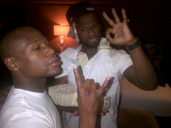 50-cent-says-there-is-no-more-money-team-offers-his-money-team-jacket-for-a-dollar-floyd-mayweather-jr-HHS1987-2012 50 Cent Says There Is No More Money Team, Offers His Money Team Jacket For A Dollar