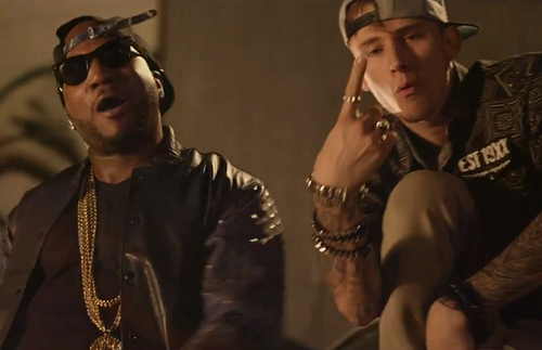 8199959415_c1ccfd1a8b Machine Gun Kelly Ft. Young Jeezy- Hold On (Shut Up) (Official Video)