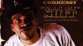 CurrenSy (@CurrenSy_Spitta) &#8211; Talk my Shit (Prod. by Thelonious Martin.