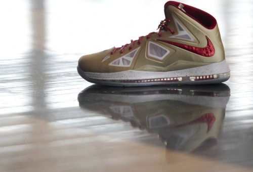Nike Lebron X (Ring Night)