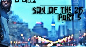D Billz &#8211; Son of the 215 (Pt. 5) (Mixtape)