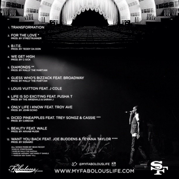 Fabolous – The Soul Tape 2 (Mixtape)