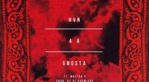 Game &#8211; HVN 4 A GNGSTA Ft. Master P (Prod by DJ Premiere)