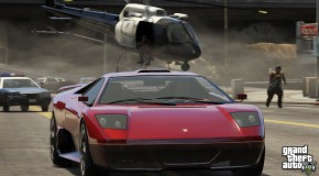 GTAV: Grand Theft Auto 5 Trailer (Video)