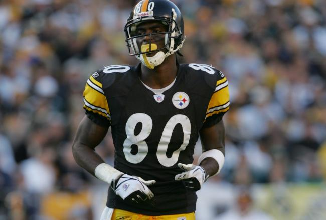 hi-res-51817341_crop_exact Plaxico Burress Back In Black And Yellow; Will Play Sunday