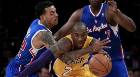 Lakers Fall To 0-3 As Kobe Drops 40