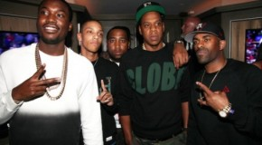 Meek Mill &#8211; Lay Up (Remix) Ft. Rick Ross, Trey Songz x Jay-Z