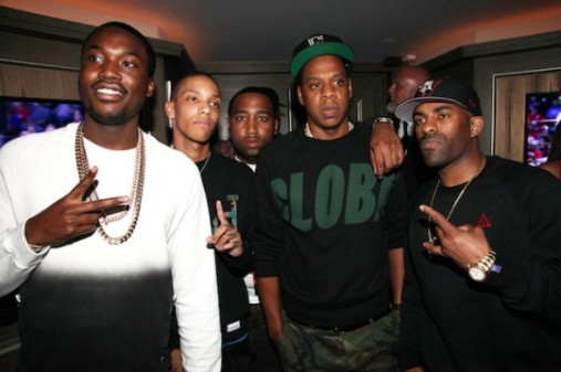 Meek Mill – Lay Up (Remix) Ft  Rick Ross, Trey Songz x Jay-Z