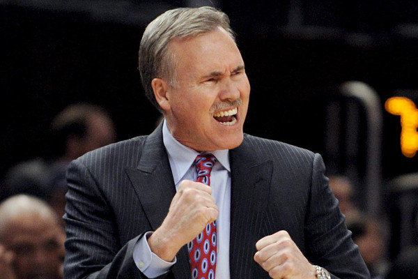 mike-1 Is Showtime Back?:Lakers Chose D'Antoni; Phil Jackson Left Stunned