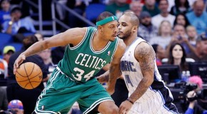 Jameer Nelson Shakes Then Breaks Paul Pierce&#8217;s Ankles