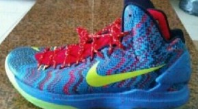 Nike KD V Christmas Edition